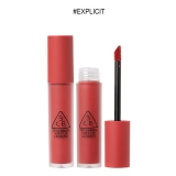 Son kem 3ce Soft lip lacquer - Null Set