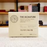 Kem dưỡng phục hồi da nhạy cảm The Signature Keratin Calming Cream - The face shop