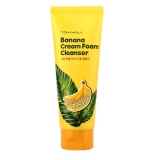 Sữa rửa mặt Banana Cream Foam Cleanser Tonymoly